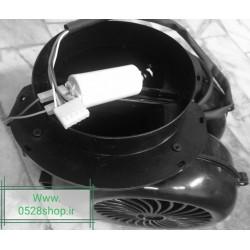 حلزونی با موتور توربو فن 4 دور